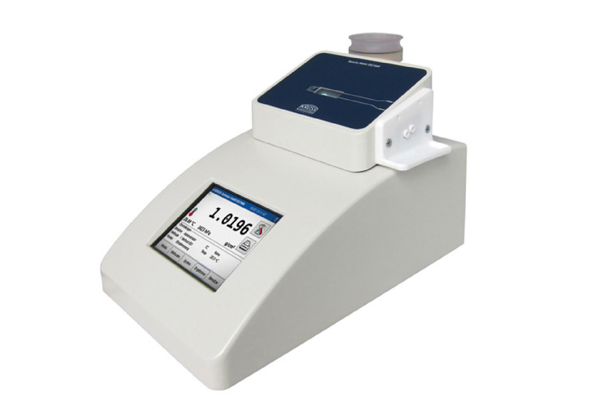 KRÜSS DS 7800 digitális sűrüségmérő