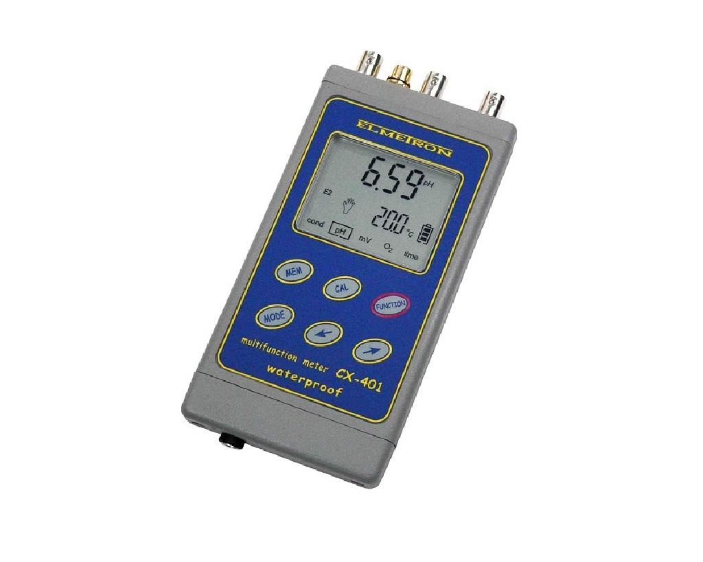 CX-401 múlti funkcionális műszer terepi mérésekre