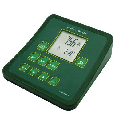 CP-505 GLP laboratóriumi pH mérő